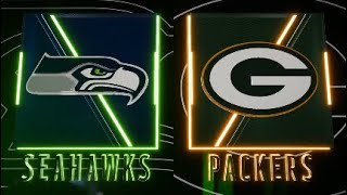Madden 20 Simulation - Seattle Seahawks vs Green Bay Packers - Divisional - Simulation Nation