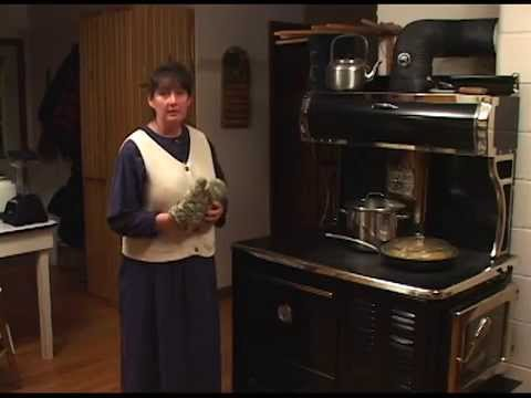 Review Of Amish Built Bakers Choice Wood Cook Stove How