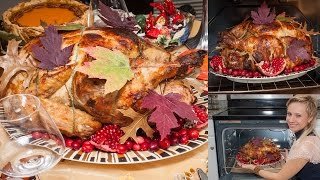 Easy Roast Turkey for Beginners for the Holiday