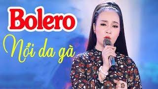 Cô ca sĩ xinh đẹp hát LK Còn Thương Rau Đắng Mọc Sau Hè nổi da gà  - LK Bolero Trữ Tình Vạn Người Mê