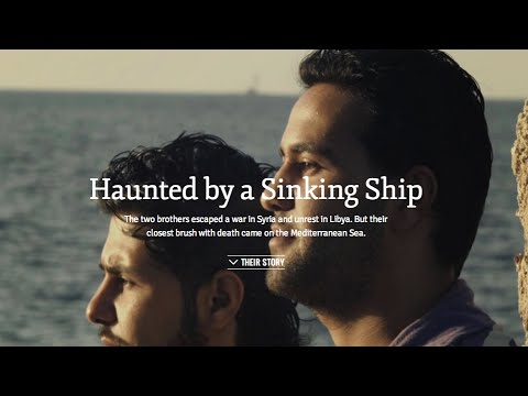 Italy: Haunted by a Sinking Ship