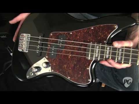 Video Review - Squier Vintage Modified Jaguar and Jaguar Special Short Scale Basses