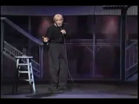 A little reality check from George Carlin