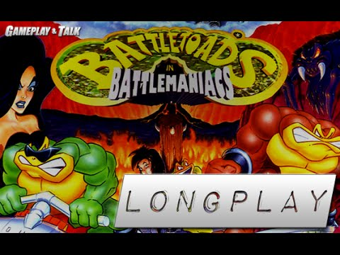 Longplay (w/commentary) - Battletoads in Battlemaniacs for the SNES