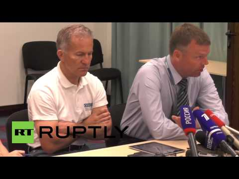 Ukraine: OSCE monitors finally reach MH17 crash site