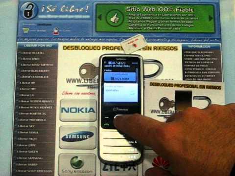 Liberar Nokia 6700 por codigo imei. unlock www.liberar-movil-por-imei.com