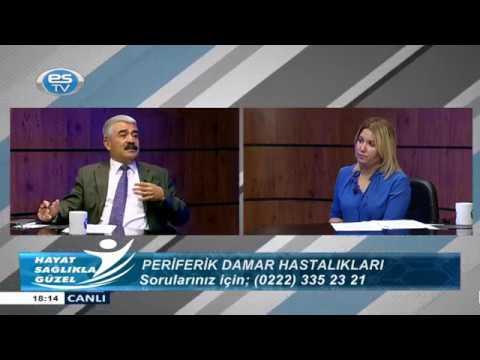 OP.DR. MUHARREM ŞENEL ES TV HAYAT SAĞLIKLA GÜZEL 30.10.2019