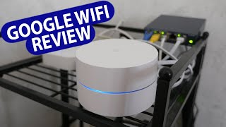 Google WiFi - First Impressions & Review!