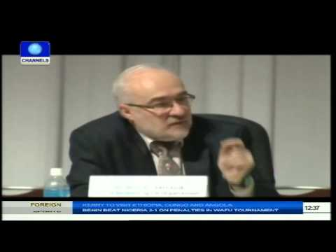 Earth File: UN Says Government Must Act Fast To Slow Global Warning Prt1