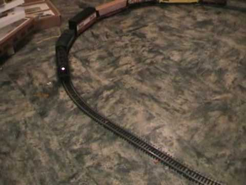 Tyco #7332 Chattanooga train set (1978)