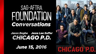 Conversations with Jason Beghe, Jesse Lee Soffer of CHICAGO P.D.