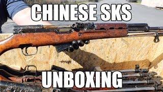 Massive Chi-Com SKS Crate Opening!