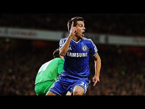 Memorable Match ► Arsenal 0 vs 2 Chelsea - 30 Oct 2013   English Commentary