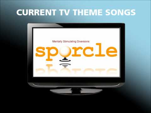 Sporcle - Current TV Theme Songs (Summer 2012)