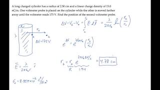 E&M: Electric Potential. Level 2, Example 3