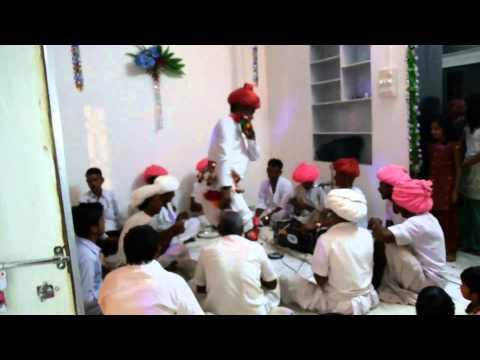 Marwadi Desi Bhajan 2014....pukharaj Choudhary video