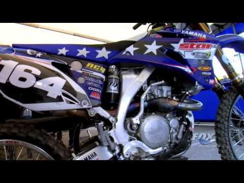 Fox Racing Shox - Team Star Racing Yamaha Profile Video