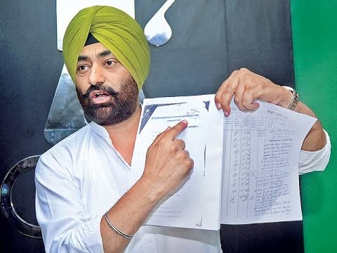 Manish Tewari never took any action against the PTC & Fastway : Sukhpal Khaira