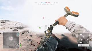 tigersoup playing Battlefield™ V on Xbox One