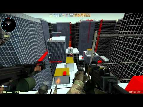 Counter-Strike: Global Offensive - Zombie Escape