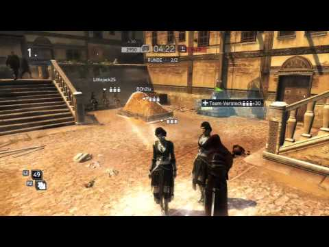 Let's Play AC Revelations: Multiplayer Beta - Kopfgeldjagd