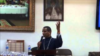 Ethiopian Tewahdo Orthodox  Sebket By Dr. Andualem Based on scripture from Joel 1:14