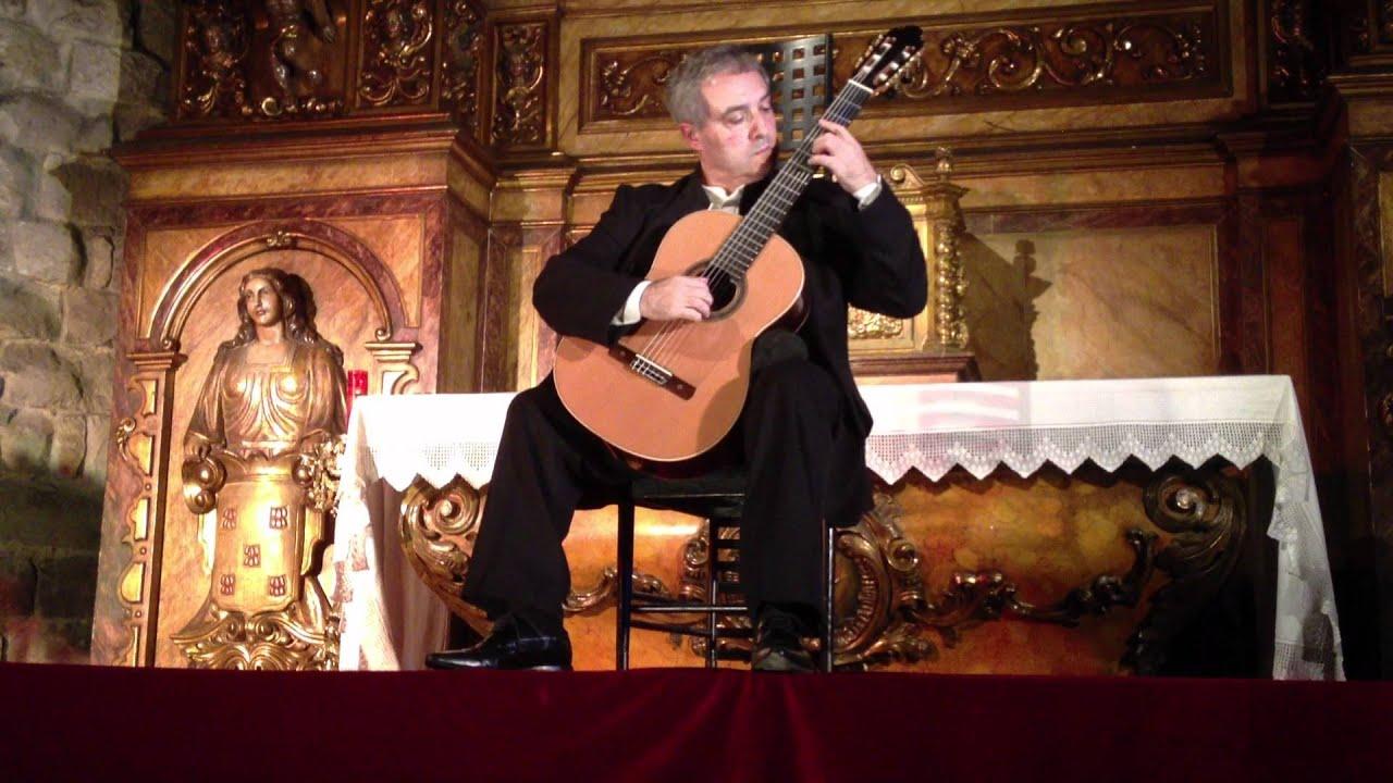 Manuel Gonzalez barcelona concert