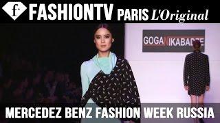 Moscow Fashion Week at the Goga Nikabadze ft. Maria Mogsolova | FashionTV