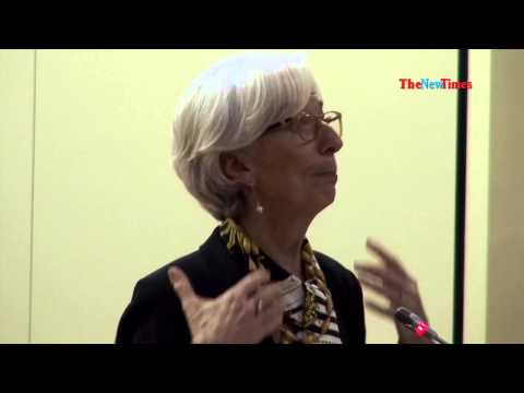 Christine Lagarde Speech in Rwanda