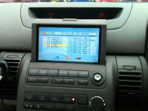 Bose Stereo >> NISSAN SKYLINE V35 250GT TV, REVERSE CAM, AND DVD INSTALLATION - YouTube