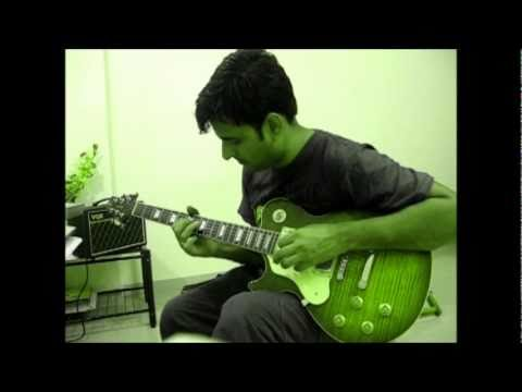 Mein Hoon Don (Don 2006) - Electric Guitar version