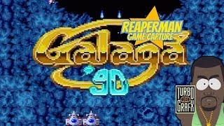 Galaga '90 TG-16 (quick look with Kanye)
