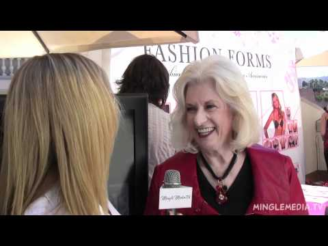 Fashion Forms CEO at Reality Cares Emmy's Gifting Suite Luxe Hotel