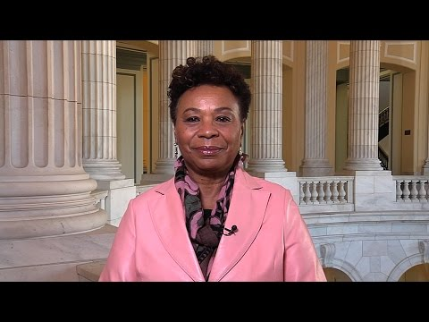 As Congressional Black Caucus PAC Prepares to Back Clinton, Barbara Lee Withholds Endorsement