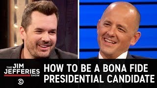 Evan McMullin's Anti-Trumpism Is About More Than Trump - The Jim Jefferies Show