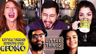 LITTLE THINGS | EPISODE 1 | Reaction | Stacy Howard & Kiana Madani!