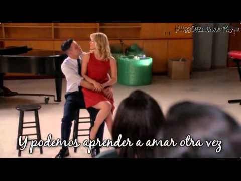 Just Give Me A Reason - Glee Cast [Traducción al español]