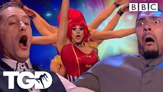 Sassy Globe Girls SHOCK the Dance Captains with their JAW DROPPING performance | The Greatest Dancer