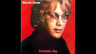Watch Warren Zevon Accidentally Like A Martyr video