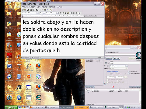 como descargar y usar cheat engine 5.5