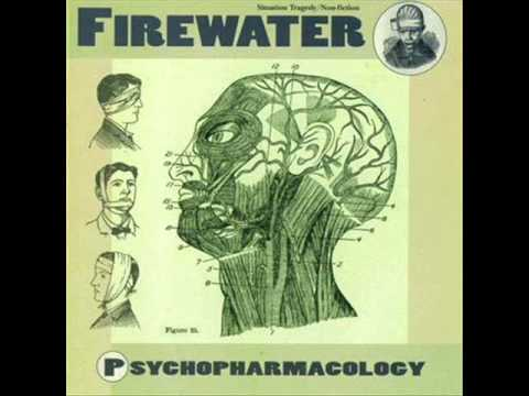 Firewater - Black Box Recording