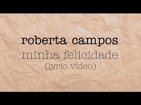 Roberta Campos Minha Felicidade music videos 2016