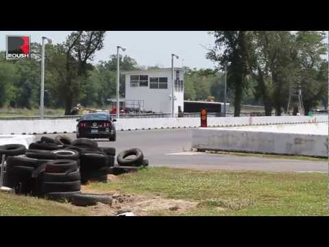 2012 ROUSH Stage 3 Mustang takes on No Problem Raceway for 2011 One