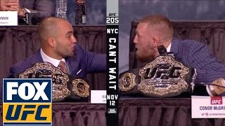 Watch the full UFC 205 press conference | Alvarez vs. McGregor