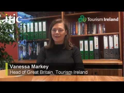 Vanessa Markey - Tourism Ireland