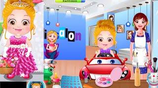 Baby Hazel Flower Girl - Baby Hazel Games To Play - yourchannelkids