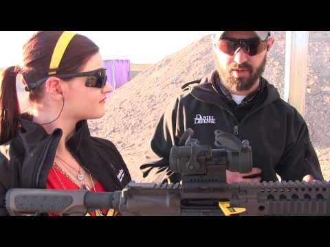 SHOT Show 2014 Media Day - Daniel Defense AR15 Lineup- FateofDestinee