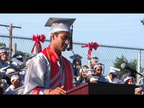 Vineland High School Valedictorian Speech