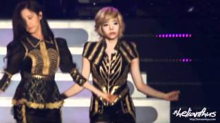 [fancam] 120119 snsd sunny the boy @SMA by helianthus