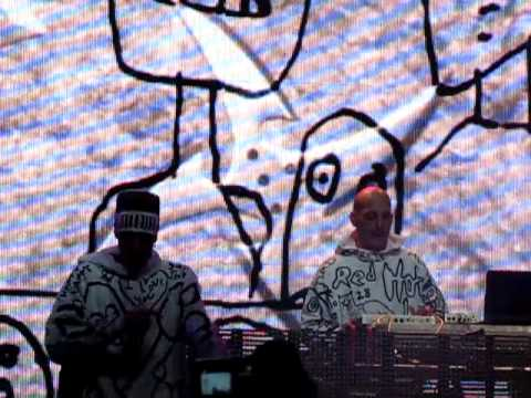 Die Antwoord - Enter The Ninja Live Coachella 2010 Music Videos